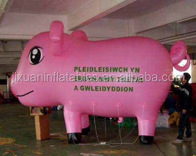 Inflatable Pink Pig,Inflatable Pig Balloons,Giant ...