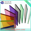 Haojing safety 10.38mm clear color laminated glass