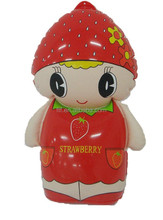 Factory Price Fashion Inflatable Little Girls Model