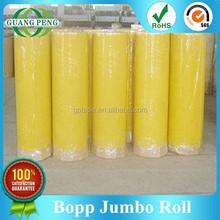 Opp/ Opp Jumbo Roll/ Opp Jumbo Roll Tape With 1270mm and 1280mm
