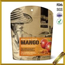 Australia market coffee packing laminated paper bag