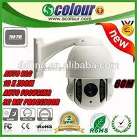 4 INCH 1.3MP zoom, 4K zoom car backup camera,Motion Detaction,Mini IP PTZ