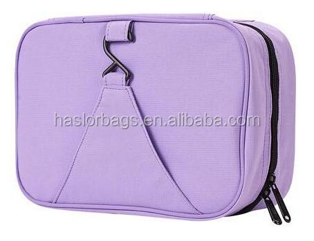 Pliable en microfibre sac cosmétique / boîte de cosmétiques / sac de lavage
