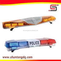 Hot sale cheap amber led police light bar for sale