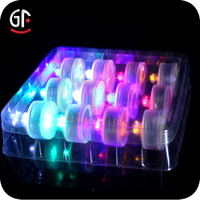 Color More Functional Wedding Led Tea Light Submersible