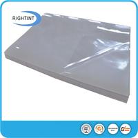 electrically conductive epoxy self adhesive felt roll film