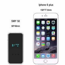 Mod With unique design like SMY60 mini box mod/ SMY50TC vaporizer mod with temp control and VW vapor mod hot in alibaba and USA