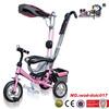 kid bike 4 wheels baby stroller with sun cover&handle bar