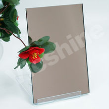Wardrobe/double FENZI painted mirror glass/mirror /3C/CE/ISO certificate