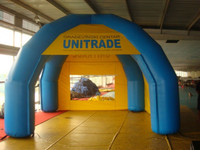 inflatable publicity stall for sale/inflatable tent/inflatable building