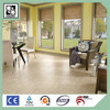 Luxury commercial glue down wood vinyl plank flooring