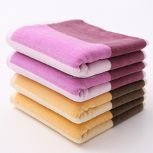 EAswet 2015 china supplier yarn dyed organic bamboo towel set