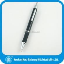special shape metal click ball pen matel ballpoint pen