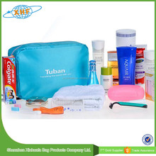 2015 Cheap Wholesale Polyester Makeup Bag With Bag Travel Kit Bag