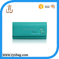 Latest branded 3 fold ladies wallet