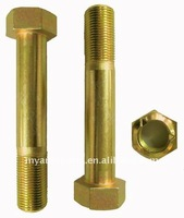 HEX CORE BOLT WITH NUT m18