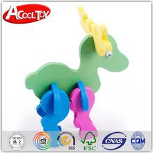 toptan pazar istihbaratı 3d bulmaca küçük plastik oyuncak koyun