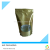 2015 hot sale product packing material Plastic Liquid Stand Up Pouch