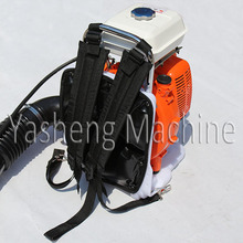 91.6cc 2 Stroke Snow Removal Machine