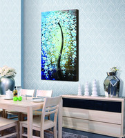 Canvas Art Flower Oil Painting