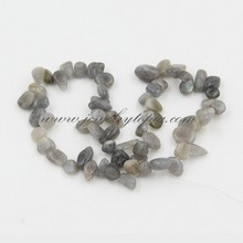 SP1206 Low Prices Natural Labradorite Drop Style Chips Stone Beads