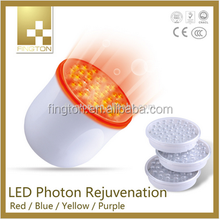 PDT/LED light skin rejuvenation therapy machine beauty instrument for Home Use