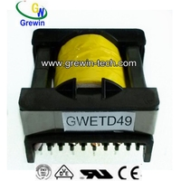 EE/ EI /EF/EER/EFD/ER/EPC/UI/CI/EP/RM high frequency ferrite core Transformer for UPS supply