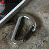 Titanium Convenient Quickdraw Titanium Key Chain Titaner