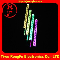 Wholesale flexible glow stick/led foam glow stick/glow spin toy