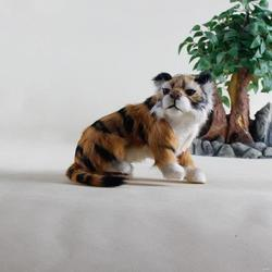 Design top sell plush tiger toy stuffed animals