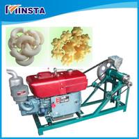 free shipping food snack extruder puffed corn machine,puffed rice making machine