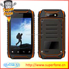 China smart phones S922 waterproof android phone for outdoor travel MTK 6572 dual core 1.3G support industrial grade GPS