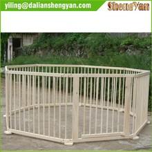 Simple design large dog run kennel