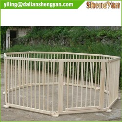 Simple design large dog run kennel
