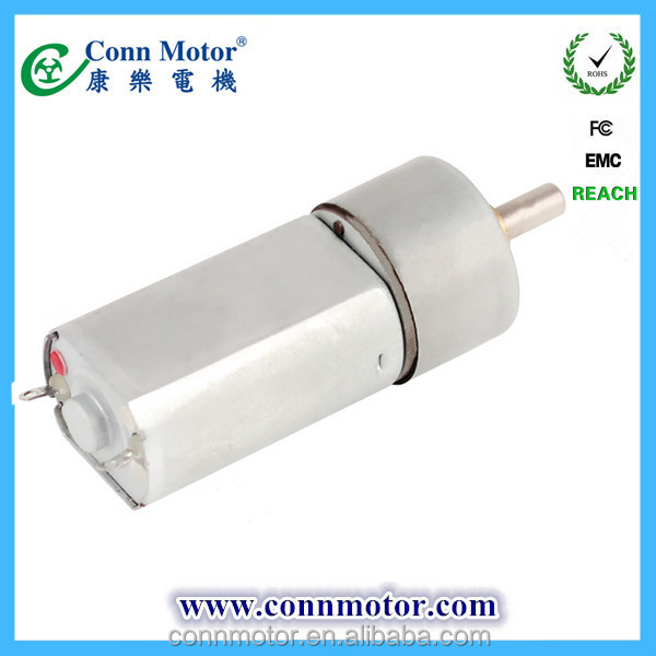 Ningbo manufacture useful small dc pump motor