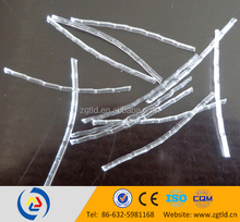 curved polypropylene micro fiber cement board ground enhancing material 25A