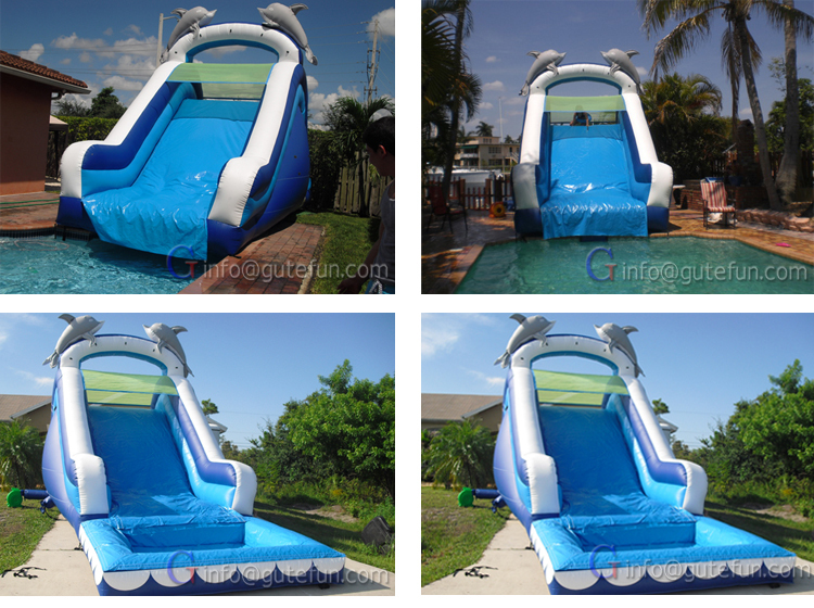 Toboggan piscine hors sol for Toboggan piscine adulte