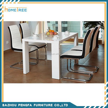 High Quality Dining Table Designs Four Chairs in Wood