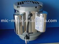 floor polishing machine motor with gearbox 217