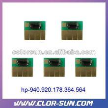 New Chip For HP 920 C309a C309g C310a C410a 7510 B8550 C5380 C6375 C6380