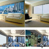 Low Price Electric Privacy glass/self Adhesive Smart Glass /switchable Glass