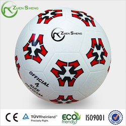 Zhensheng Rubber Soccer Balls Different Designs and Sizes Available