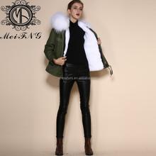 2015 White faux fur vest fashion sexy cheap rabbit fur coat cost