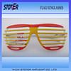 cheap promotional flag sunglasses wholesale st7092