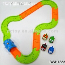 Battery operated mini toy cars