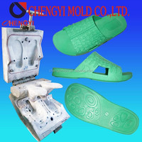 mid-east aluminum extrusion mold airblow slippers pcu shoes