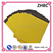 Gold color shipping envelopes 10x13 mailing plastic