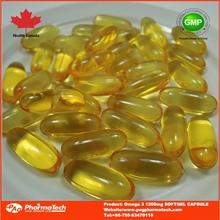 mejor calidad de omega de extracción de crudo de aceite de pescado