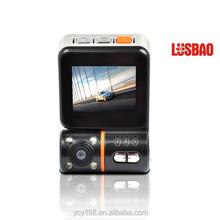 Mini Car Blackbox 720P with G-sensor, 1.0 Mega pixels, 100 degree wide angle DVR