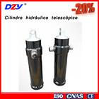 Cilindro hidráulico telescópico para Prensa hidráulica máquina